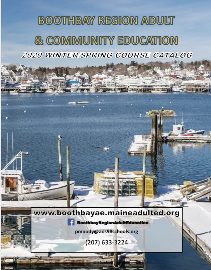 Boothbay Region Adult & Community Education image #475