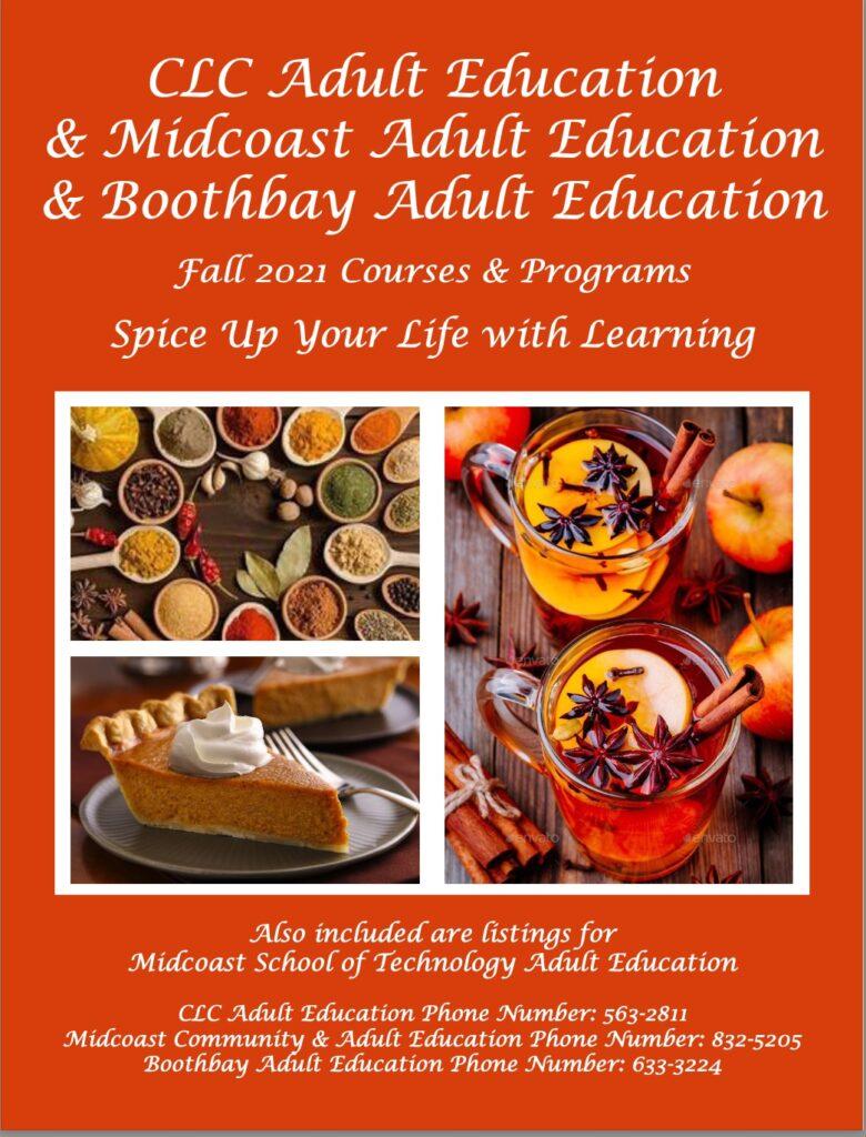 Boothbay Region Adult & Community Education image #585